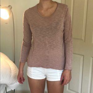 Madewell Soft Long Sleeve